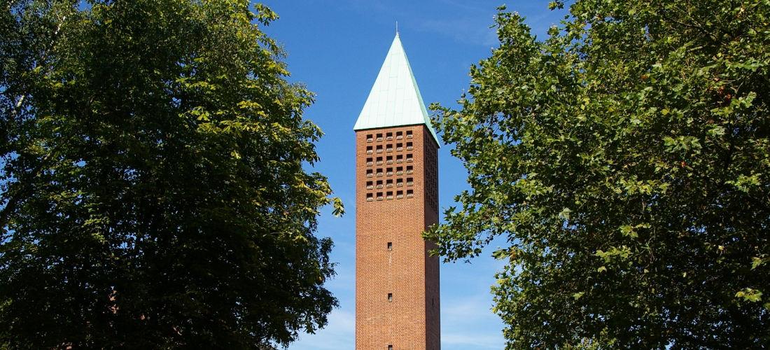 Kirchen, Häuser und Stadtbausteine